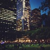 Free concert in Bryant Park. #nyc #weekend #BryantPark #music #evening
