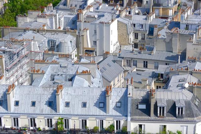 La Tour Saint-Jacques - Paris