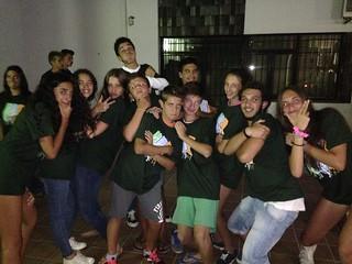 Convivencia Verano GA4 '15