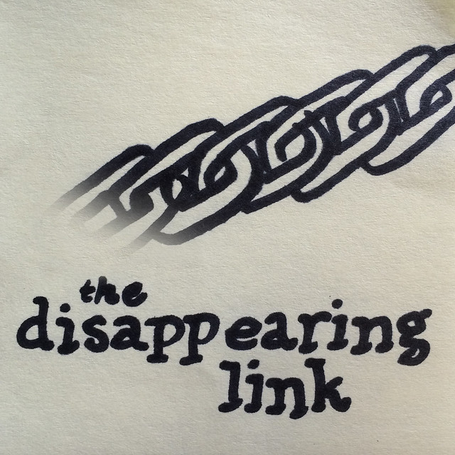 The disappearing link