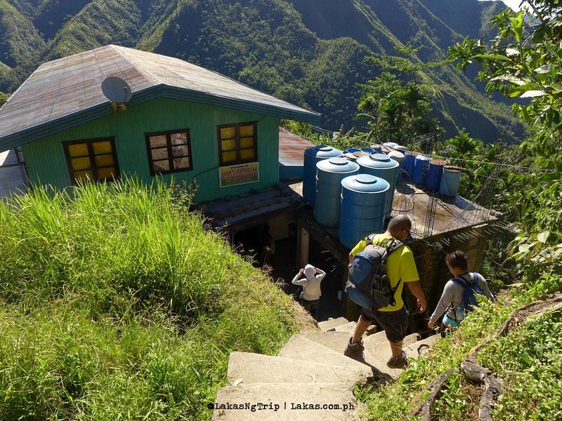 Simon's Viewpoint Inn in Batad, Banaue, Ifugao
