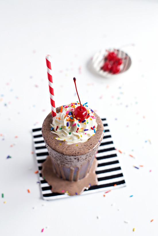 Brownie Milkshake