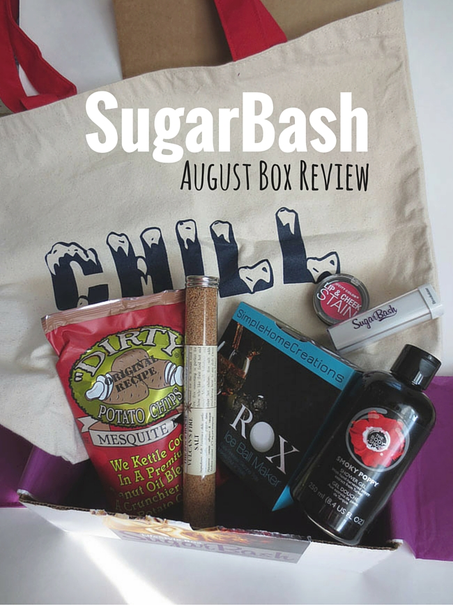 SugarBash August
