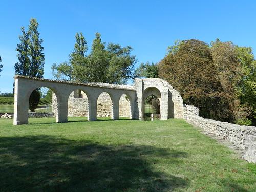 Le Castrum de Pommiers