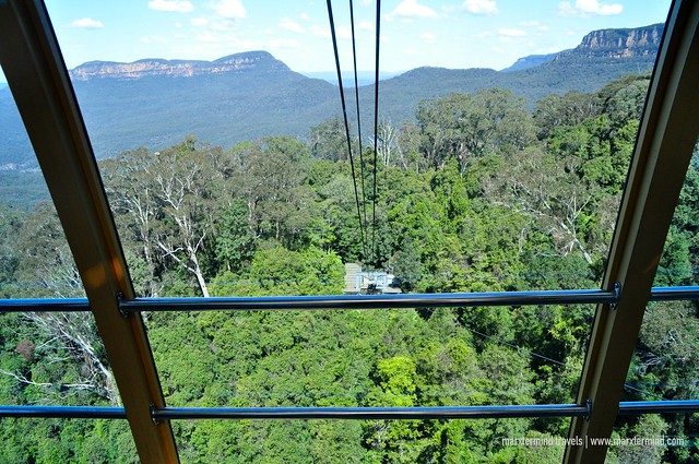Scenic Cableway at Scenic World