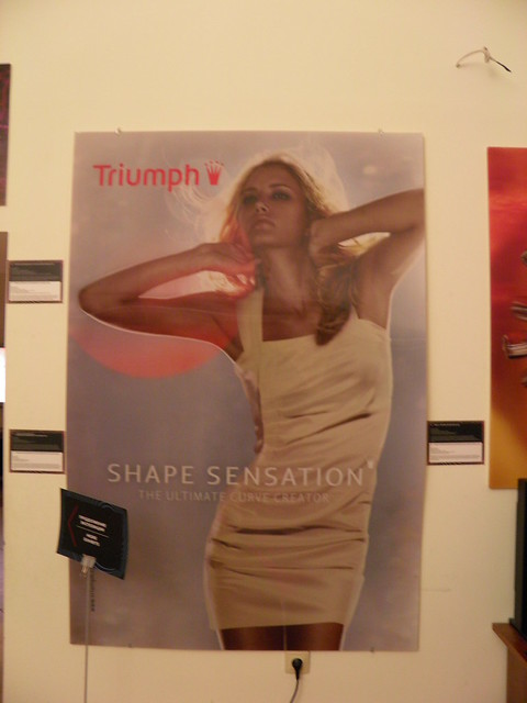 Triumph Shape Sensation
