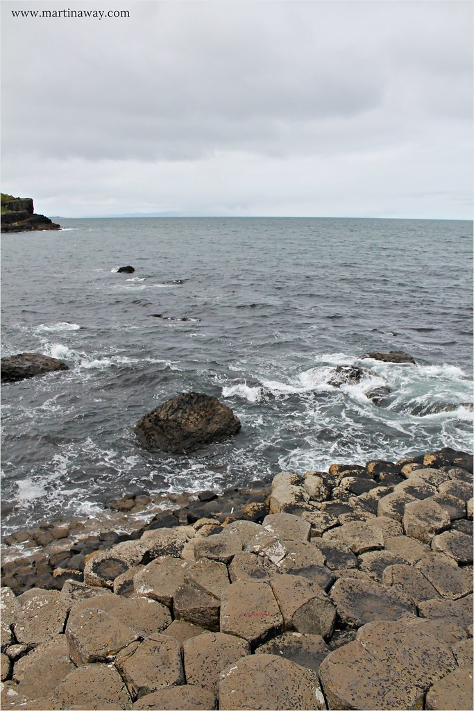Giant's Causeway.