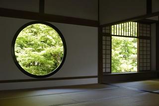 悟りの窓と迷いの窓