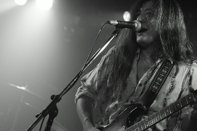 ROUGH JUSTICE live at Outbreak, Tokyo, 20 Oct 2015. 334