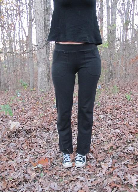 SBCC Pinot pants - front