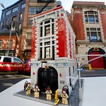 Ghostbusters Firehouse Headquarters (75827)