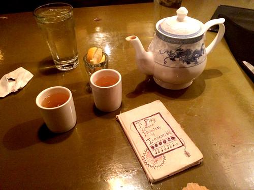 Passion for Tea at Ipanema (November 13 2014)