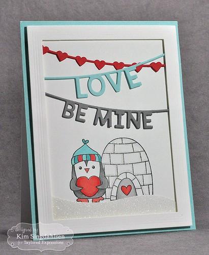 TE Love & Be Mine Banners