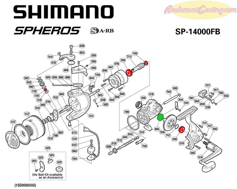 Schema-Shimano-Spheros-14000FB