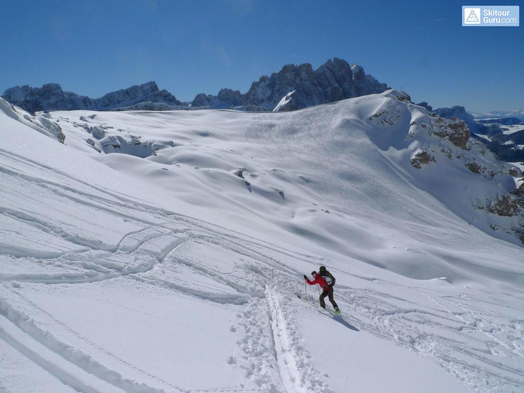 Zendleserkofel (Day 1, H. Route Dolomiten) Dolomiti Itálie foto 04