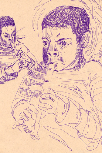 Sketchbook #93: Everyday Life