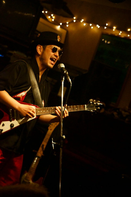 てきさすいーだ blues live at Bright Brown, Tokyo, 15 Nov 2015. 035