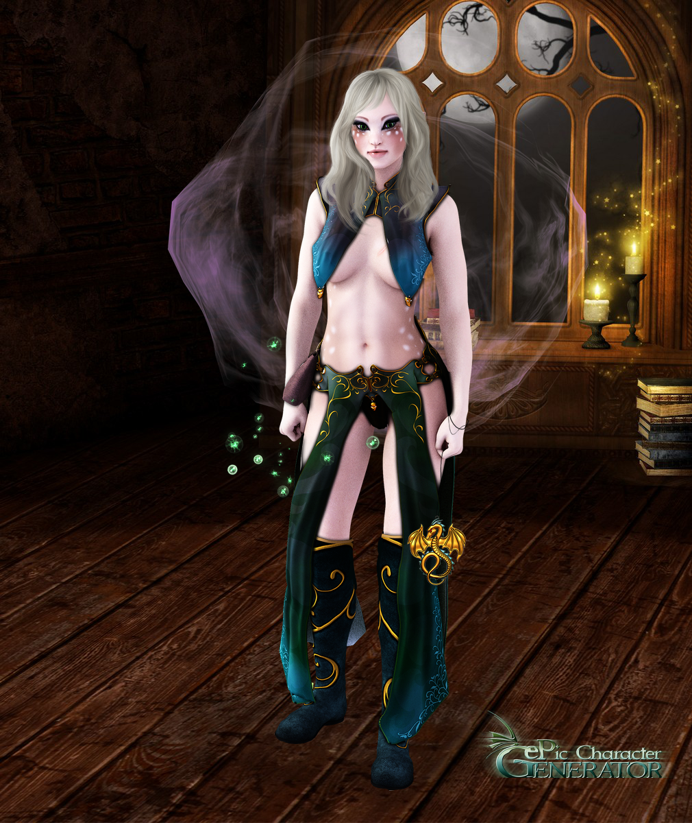 Epic Character Generator | RPG | RPGGeek