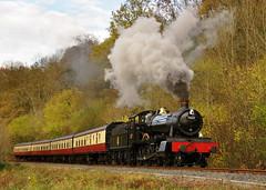 7820 Charter 16/11/15 Severn Valley Railway (Matt Fielding)