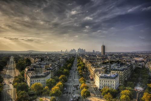 Paris N°10 : Av. de la Grande Armée