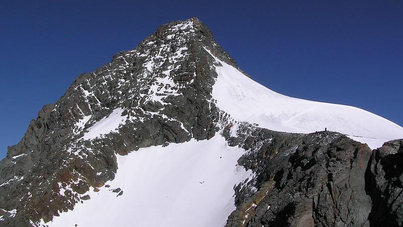 Grossglockner 3798m, AUSTRIA, September 2004