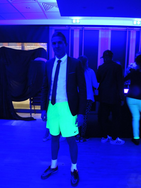 Fluo Party TAU 04/12/15