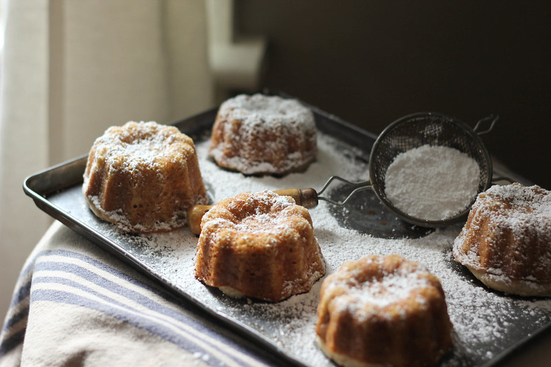 Breakfast Banana Cakes| Southern Soufflé