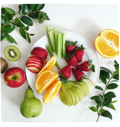 Fruit Plate Inspiration