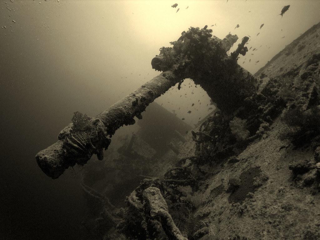 scuba diving thistlegorm