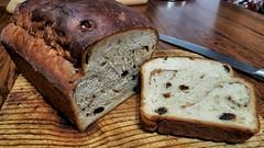 Mmm... cinnamon bread