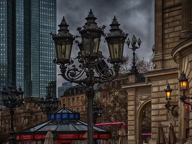 Wintry Frankfurt (IV)