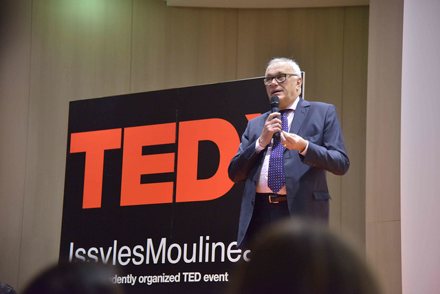 2016-11-23 - TEDxIssy-01 - Speakers (14h51m52) - Jean Marie NESSI
