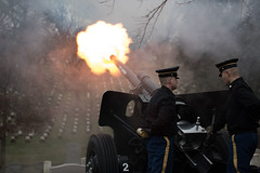 Presidential Salute Battery