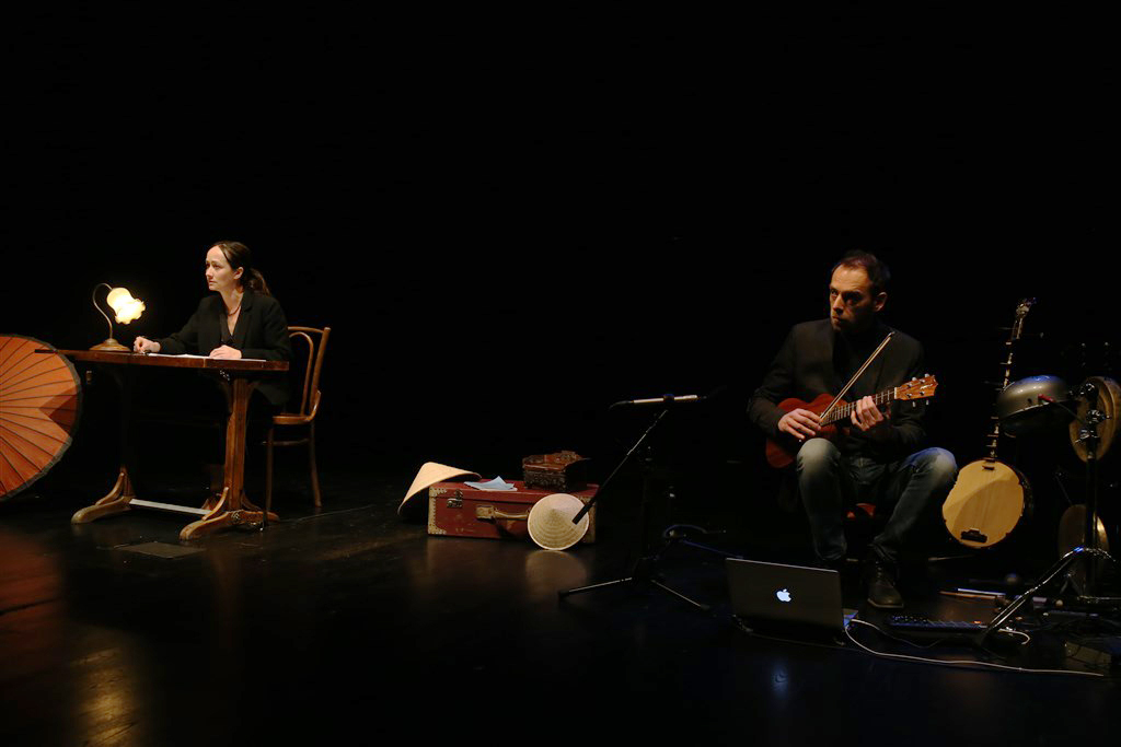 Lancement des Rencontres théâtrales à Villeneuve-de-Marsan