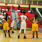 Westwood Varsity Basketball Girl's vs Lancaster, 1/13/2017