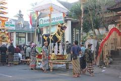 Balinese cremation rituals