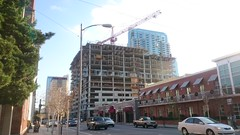 Tampa high rise residential construction