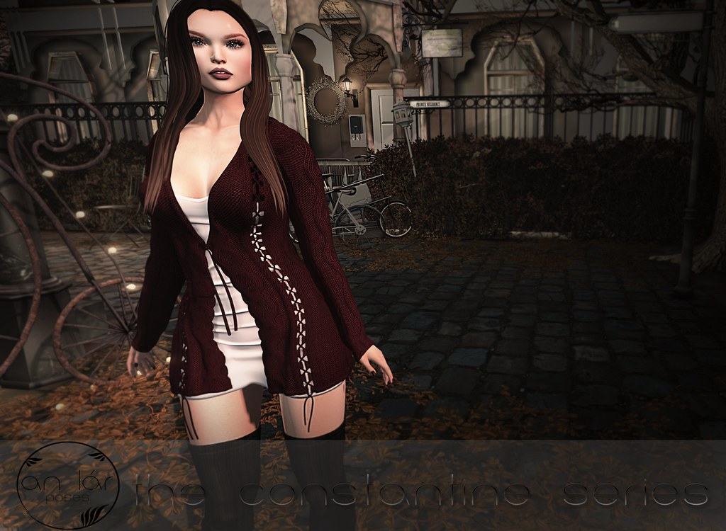 an lár [poses] The Constantine Series - SecondLifeHub.com