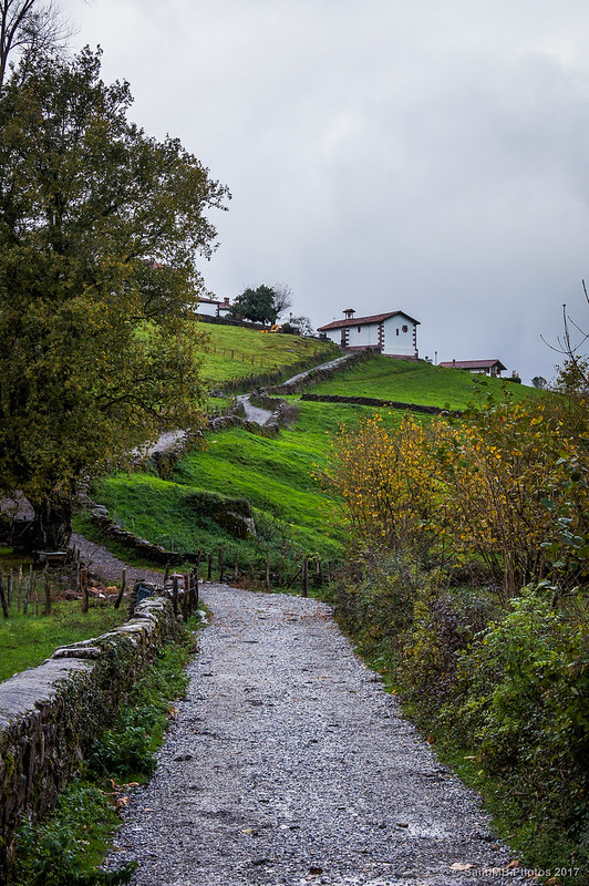 Camino de la ermita