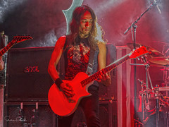 Ted Aguilar of Death Angel