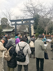 Photo:最後の見学スポット (@ 松陰神社 in 世田谷区, 東京都) By cyberwonk