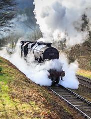 Llangollen Spring Steam Gala 3-5 March 2017