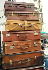 baggage, suitcase,