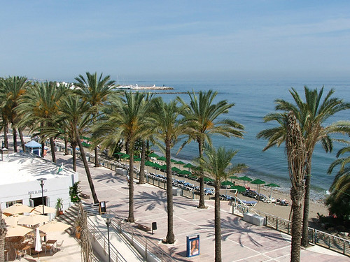 Lugares para ir en marbella for Oficina turismo marbella