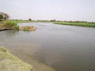 Sudanese Water Raft