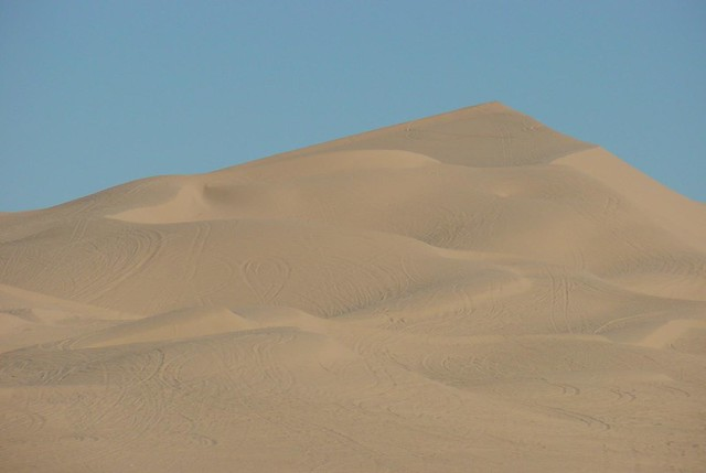 Header of Algodones Dunes