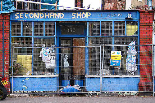 Second Hand Shop