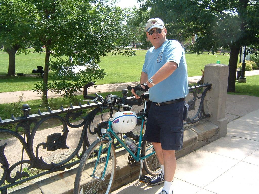 John traded his vette for this bike | John Billing's 52 prot
