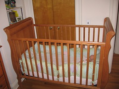 furniture, room, infant bed, bed, nursery, hardwood, baby products,