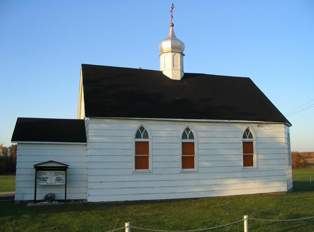 Scanterbury Manitoba